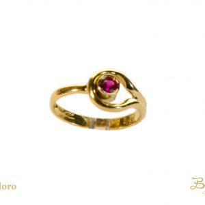 anello donna vintage antico